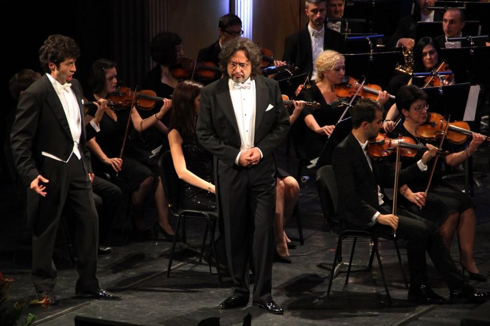 Directorul Operei Naţionale,   Marius Vlad Budoiu / Foto: Dan Bodea