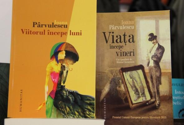 Ioana Parvulescu,   carte si interviu_DB 03