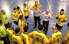 Potaissa Turda s-a impus la limită în meciul cu Junior Fasano din Cupa EHF dar a luat o opţiune importantă pentru calificarea în fazele suprioare ale întrecerii / Foto: Dan Bodea