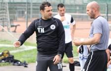 Fostul antrenor al Universităţii Cluj,   Mihai Teja,   a acceptat oferta FRF şi va fi noul selecţioner al echipei de tineret a României / Foto: Dan Bodea