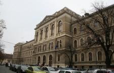 "Universitatea ""Babeș-Bolyai"", sediul central / Foto: Dan Bodea"