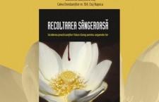 """Cartea """"Recoltarea sângeroasă"""" scrisă de doi autori nominalizați la Premiul Nobel pentru Pace va fi lansată la Cluj"""
