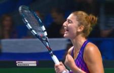 Irina Begu a avut o evoluție curajoasă la turneul de la Moscova,   dar a cedat în finala în fața favoritei gazdelor,   Anastasia Pavliucenkova,   scor 4-6,   7-5,   1-6