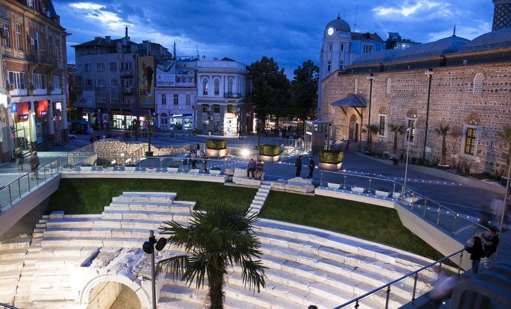 Teatrul roman din Plovdiv