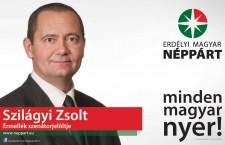 PPMT şi Szilagyi Zsolt vor federalizarea şi transilvanizarea României