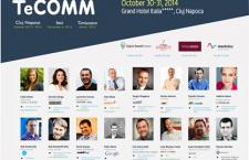 Cluj-Napoca devine centrul comerțului online românesc. TeCOMM aduce unii dintre cei mai buni speakeri specializați în strategii online