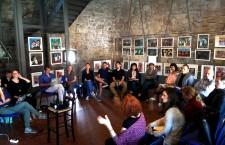 Întâlnire cu membrii grupurilor de lucru pentru o prezentare și discuție despre liniile de program Cluj 2021 - Capitală Culturală Europeană / Sursa foto: Facebook  Cluj 2021 - Capitală Culturală Europeană