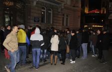 Protest ACL după închiderea urnelor