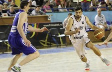 U-BT și Universitatea Cluj au pierdut cu 79-86,   respectiv 86-105,   meciurile cu BCMU Pitești și Mureș Târgu Mureș,   din cadrul etapei a VI-a a LNBM / Foto: Dan Bodea