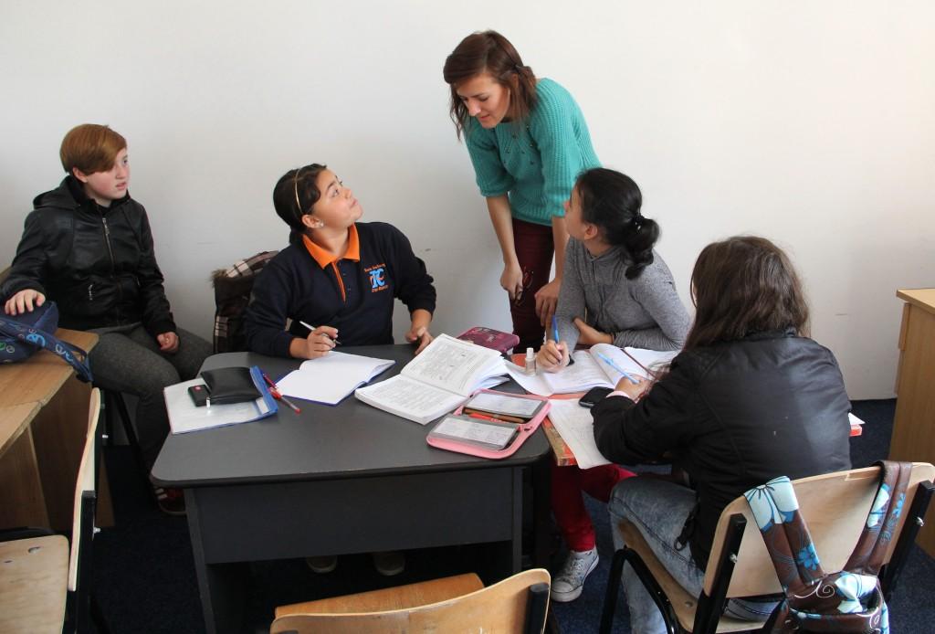 Fundația Română pentru Copii,   Comunitate și Famile funcționează de mai bine de 12 ani în Cluj / Foto: Dan Bodea