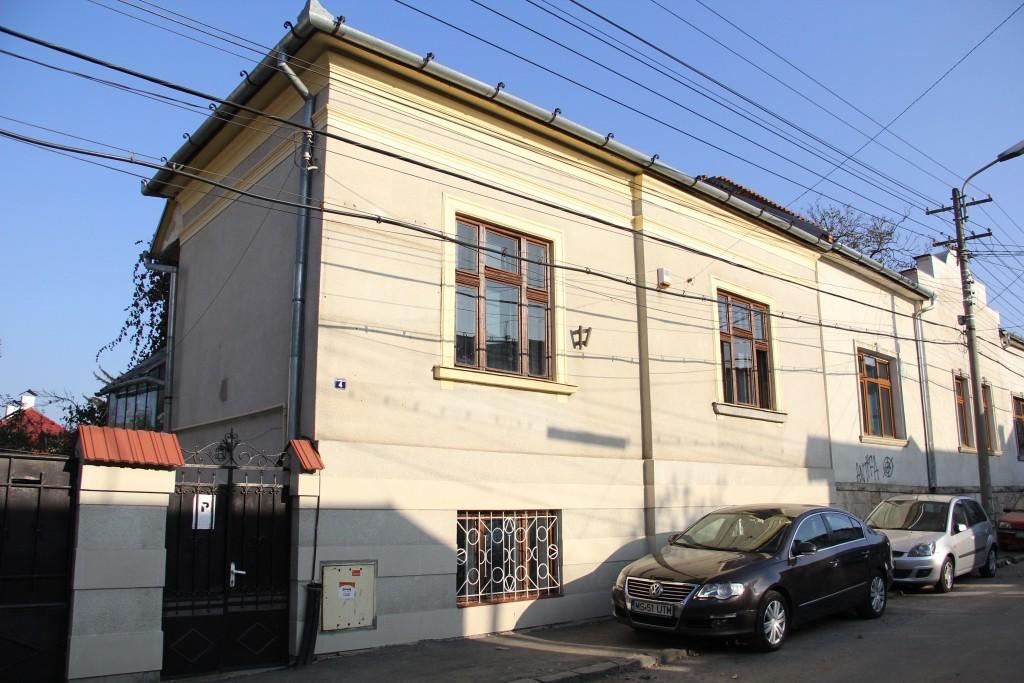 """Sediul Centrului Comunitar """"Every Child"""" din Cluj-Napoca / Foto: Dan Bodea"""