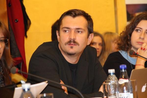 Adrian Docea,   reprezentant Heraldist & Wondermarks/Foto: Dan Bodea