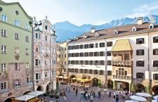 Acoperișul de Aur din centrul Innsbruckului