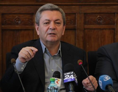 Ioan Rus,   Ministrul Transporturilor / Foto: Dan Bodea