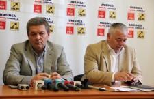 Ioan Rus,   Ministrul Transporturilor,   Marius Nicoară,   Senator PNL / Foto: Dan Bodea