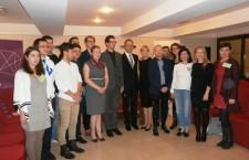 Tibor Navracsics, Comisar European pentru Cultură, Educație, Tineret și Sport a participat la Adunarea Generală a Forumului European de Tineret, care a avut loc la Cluj-Napoca, ăe 21 noiembrie 2014.