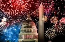 Probabil că cea mai cunoscută Zi Naţională din lume este cea a Statelor Unite,   Ziua Independenţei (Independence Day),   de pe 4 Iulie (Fourth of July).