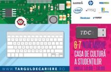 Târgul de Cariere în IT vine în continuarea târgului generalist,   desfășurat în perioada 4-5 noiembrie la Casa de Cultură a Studenților din Cluj-Napoca.