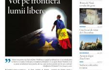 """Nu ratați noul număr din Transilvania Reporter: """"Alegerile din Moldova: un moment istoric"""""""