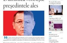 """Nu ratați în noul număr Transilvania Reporter: """"Obsedantul deceniu Băsescu ia sfârșit"""""""