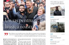 """Nu ratați noul număr din Transilvania Reporter: """"Un sas pentru liniștea noastră"""""""