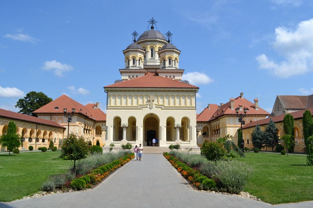 Biserica Încoronării din Alba Iulia