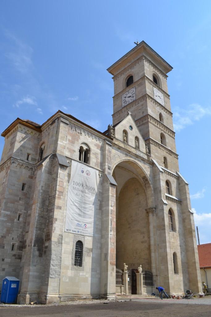 Catedrala romano-catolică din Alba Iulia