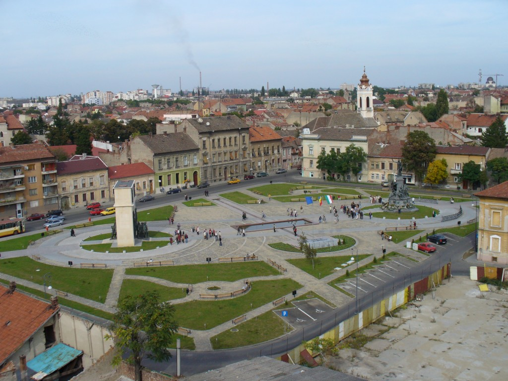 Palatul Reconcilierii din Arad