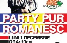 """""""Party Pur Românesc"""" de 1 Decembrie. Cei care vor purta costum popular vor avea parte de multe surprize"""