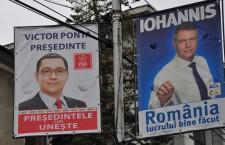 Ponta vs. Iohannis