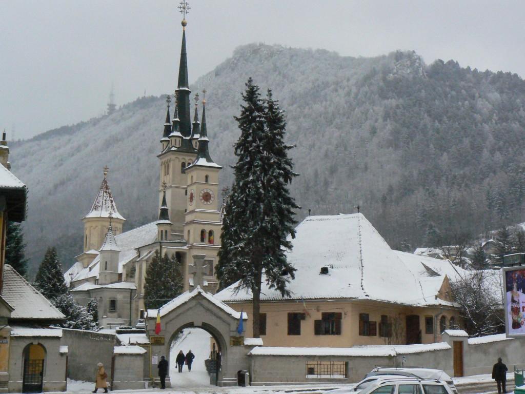 Biserica Sf. Nicolae din Șcheii Brașovului