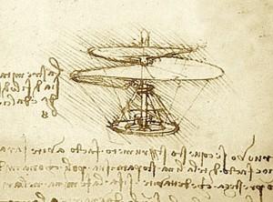 schita Da Vinci