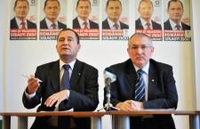 Szilágyi Zsolt şi Toró T. Tibor şi-au anunţat demisia