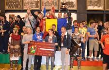 """Sportivii UBB,   campioni la fotbal și handbal la ,  ,  Euro Roma 2014"""""""