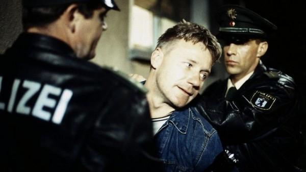 "Secvenţă din filmul ""Berlin is in Germany"""