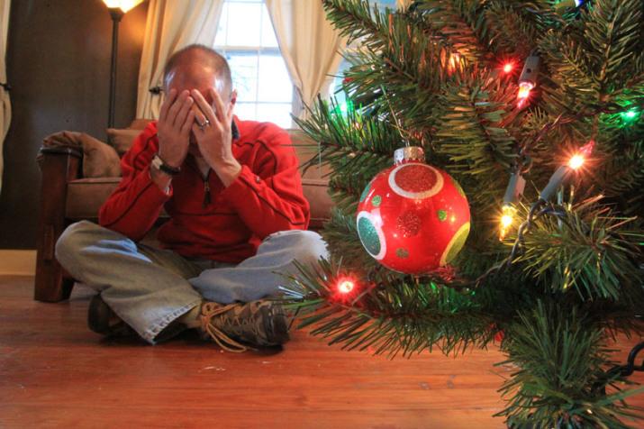 11151309 Holiday depression