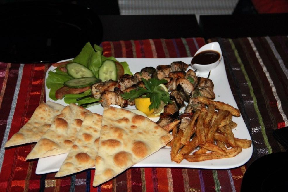 Kebabul românesc / Foto: Dan Bodea