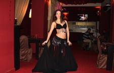 Victoria Cormoș,   dansatoare belly dance / Foto: Dan Bodea