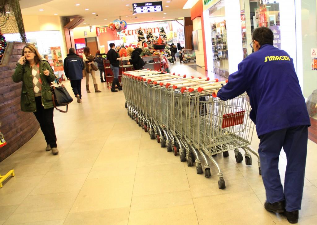 Iulius Mall / Foto: Dan Bodea