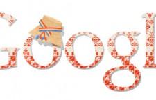 Google sărbătorește Ziua Națională a României cu un doodle special