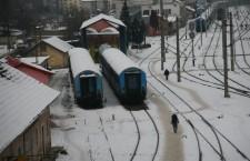 În perioada sporturilor de iarnă,   Trenurile Zăpezii vor circula spre şi dinspre cele mai căutate staţiuni montane pentru ski. / Foto: Dan Bodea