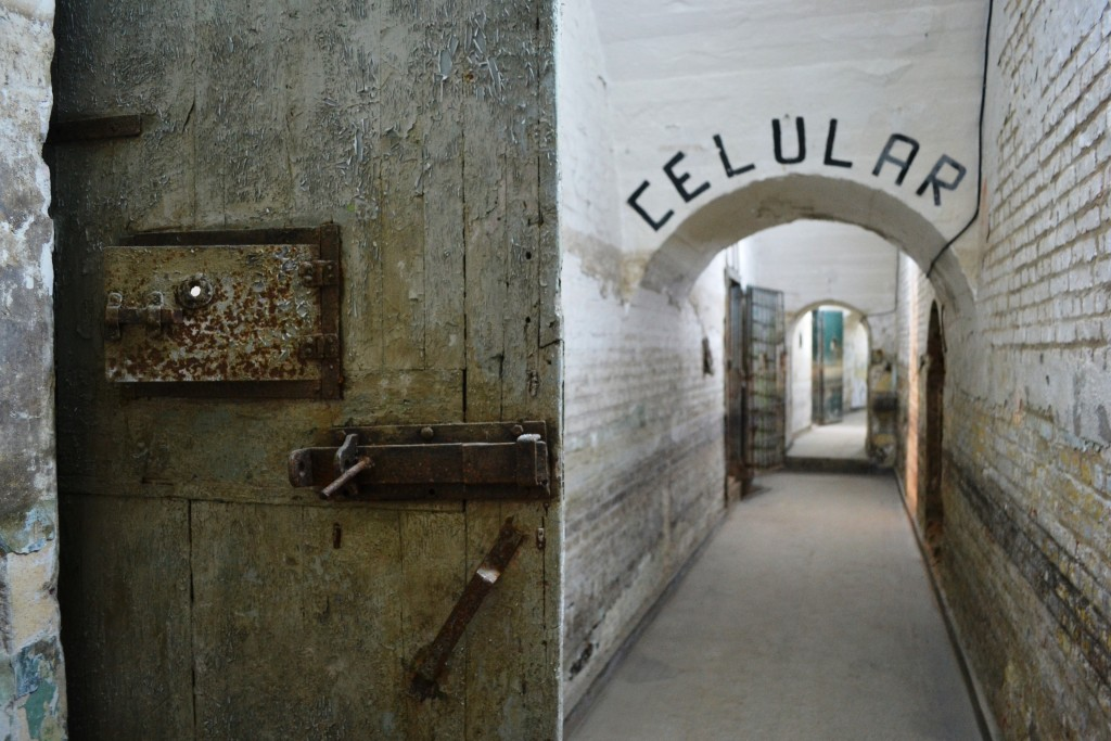 Fortul 13 Jilava / Foto: Maria Man