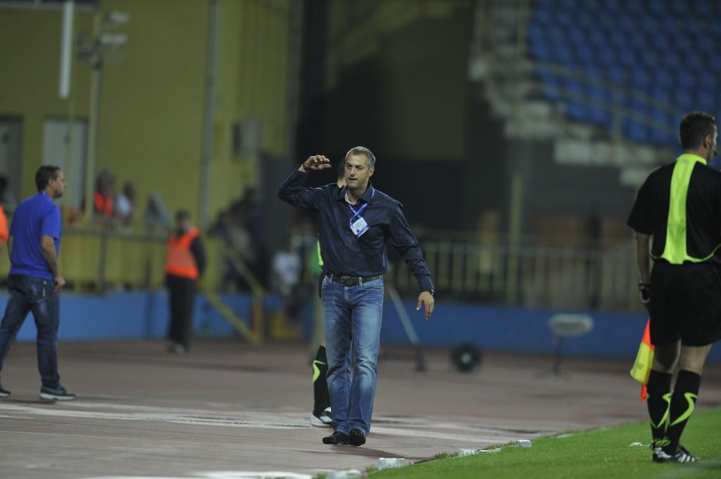 529 de zile a durat mandatul de antrenor principal al lui Cristian Dulca la Gaz Metan Mediaş,   cel mai lung al unui tehnician în ultimele două sezoane din Liga I / Foto: Dan Bodea