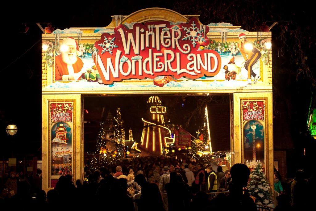 Imagini pentru Winter Wonderland - Târgul de iarnă din Londra
