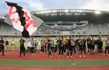 """La """"U"""" există motive de bucurie. Clubul este ca și ieșit din insolvență, iar Bambara a fost convocat la Cupa Africii pe Națiuni, unde va evolua pentru Burkina Faso / Foto: Dan Bodea"""