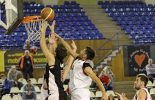 Zece meciuri au disputat baschetbaliştii de la CS Universitatea Cluj în actualul sezon, fără să fi obţinut vreun succes / Foto: Dan Bodea
