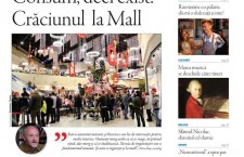 """Nu ratați noul număr din Transilvania Reporter: """"Consum,   deci exist. Crăciun la Mall"""""""