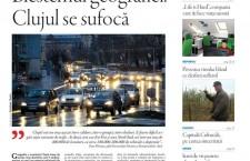 """Nu ratați noul număr din Transilvania Reporter: """"Blestemul geografiei. Clujul se sufocă"""""""