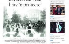 """Nu ratați noul număr din Transilvania Reporter: """"Un sfert de veac firav în proiecte"""""""