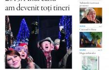 Nu ratați numărul de sărbători al săptămânalului Transilvania Reporter